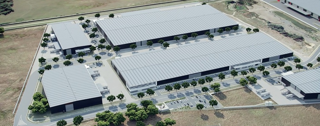 Industrial property for lease in eastern+creek 772 1