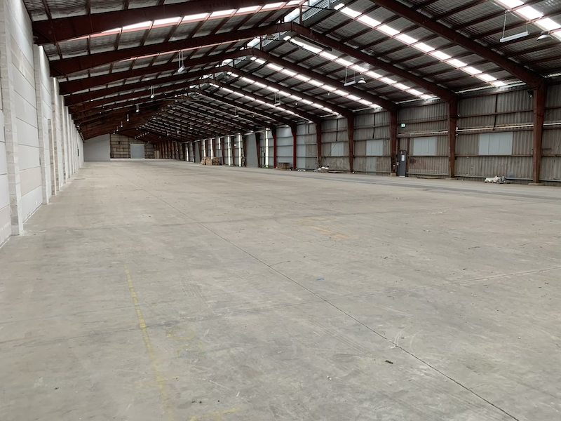 Industrial property for lease in riverwood 1