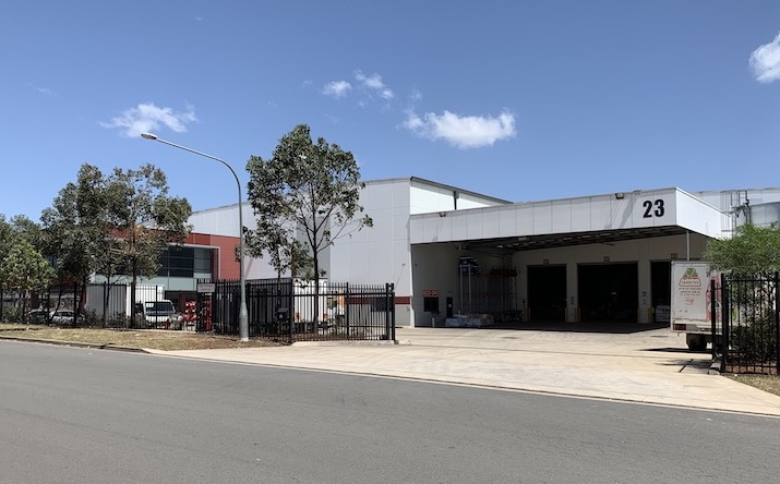 Industrial property for lease in smeaton grange 3