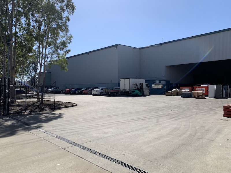 Industrial property for lease in smeaton grange 1