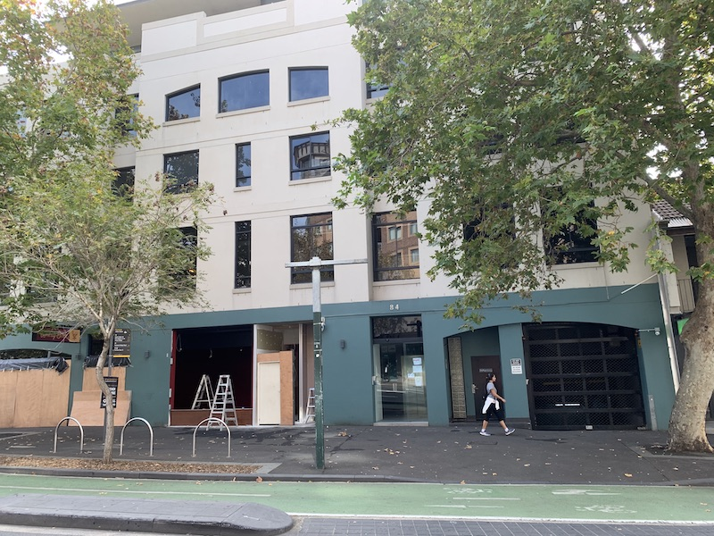 Commercial property for lease in pyrmont 1