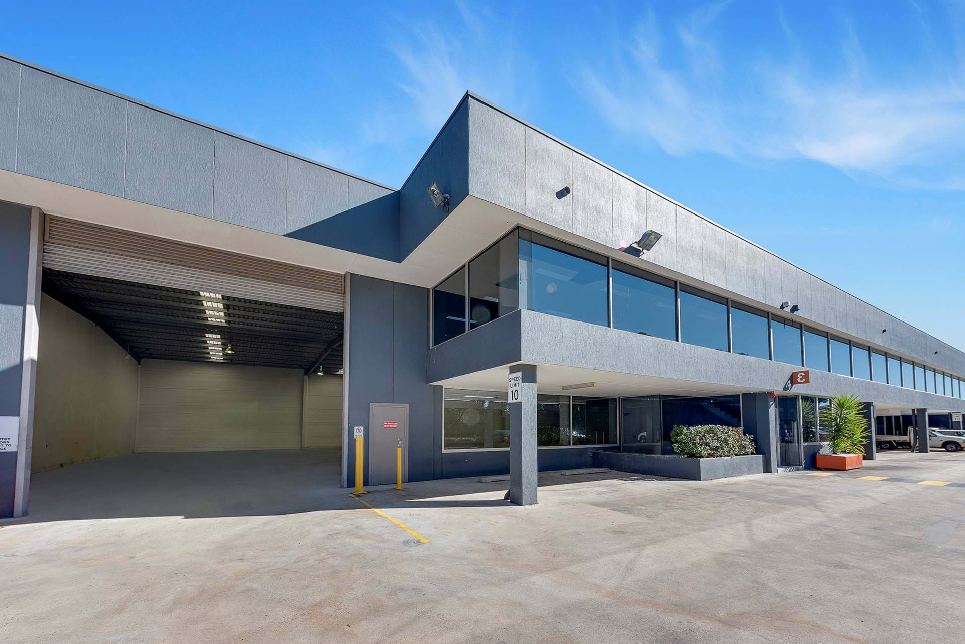 Industrial property for lease in castle hill 4
