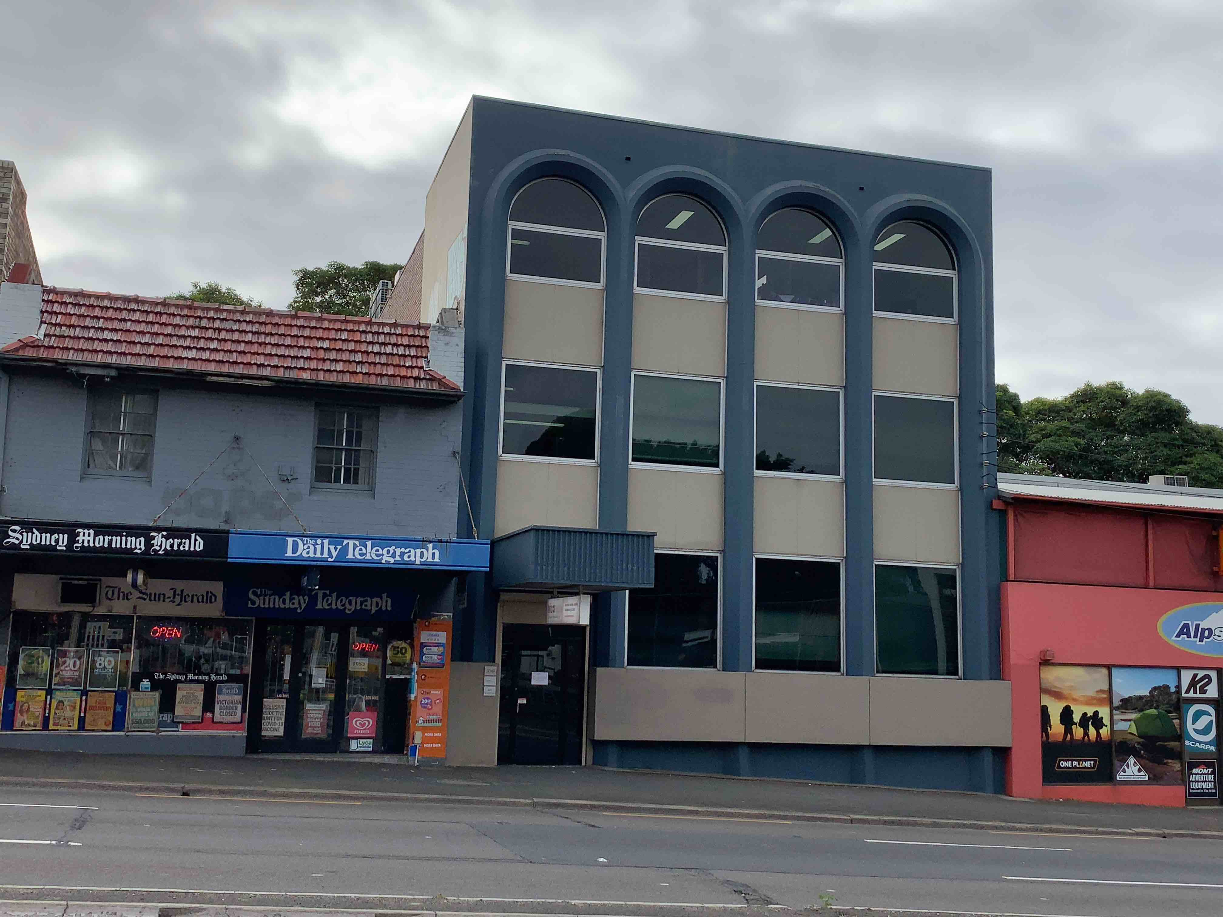Commercial property for lease in west ryde 3