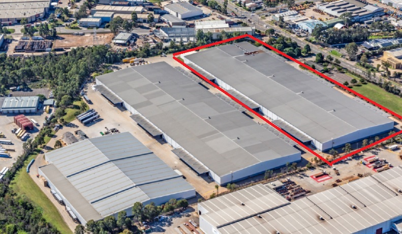 Industrial property for lease in st marys 1