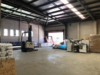 Industrial property for lease in lane cove west 2