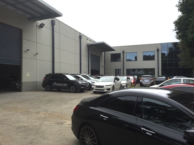 Industrial property for lease in rosebery 1