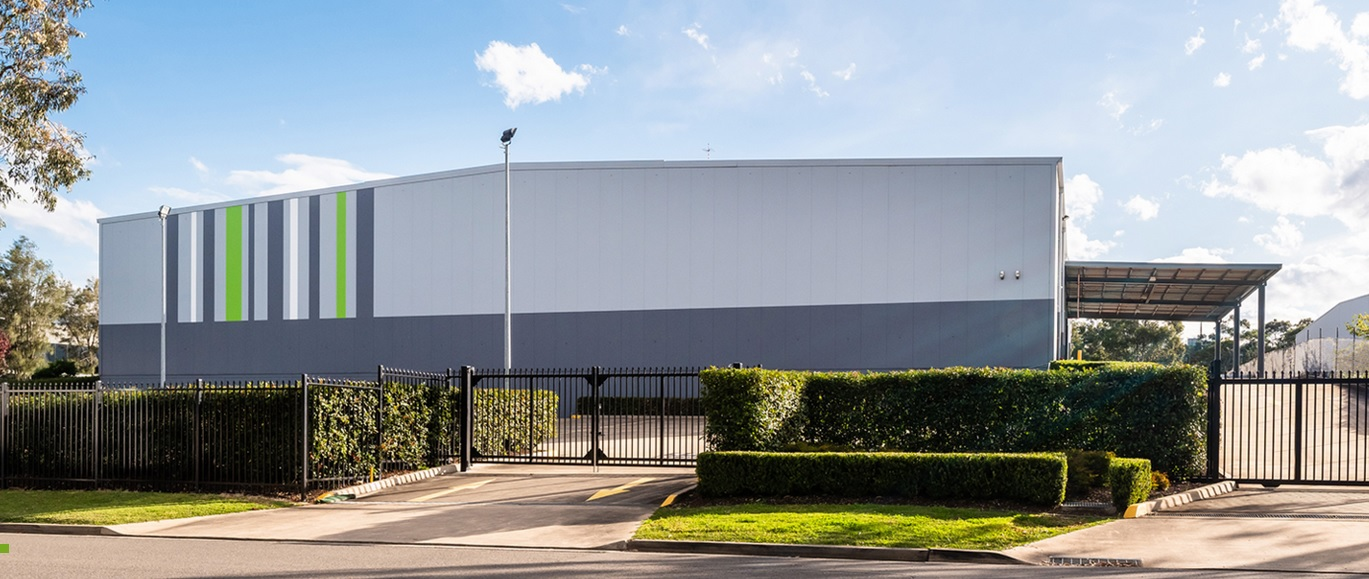 Industrial property for lease in huntingwood 1