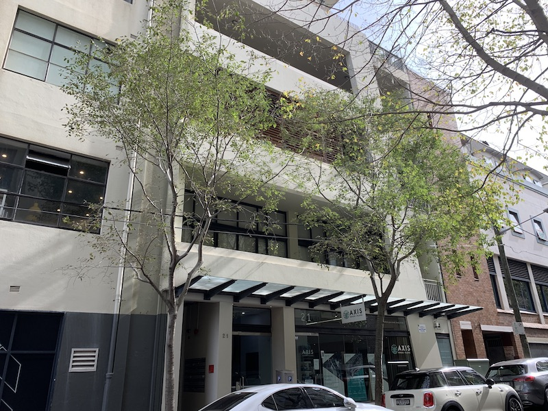 Commercial property for lease in surry hills 2