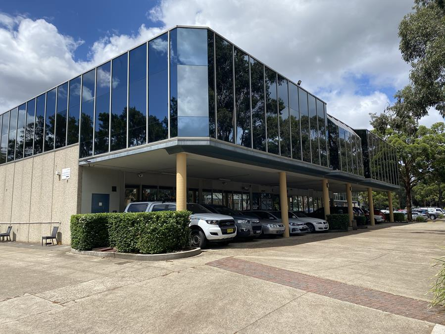 Industrial property for lease in homebush 1