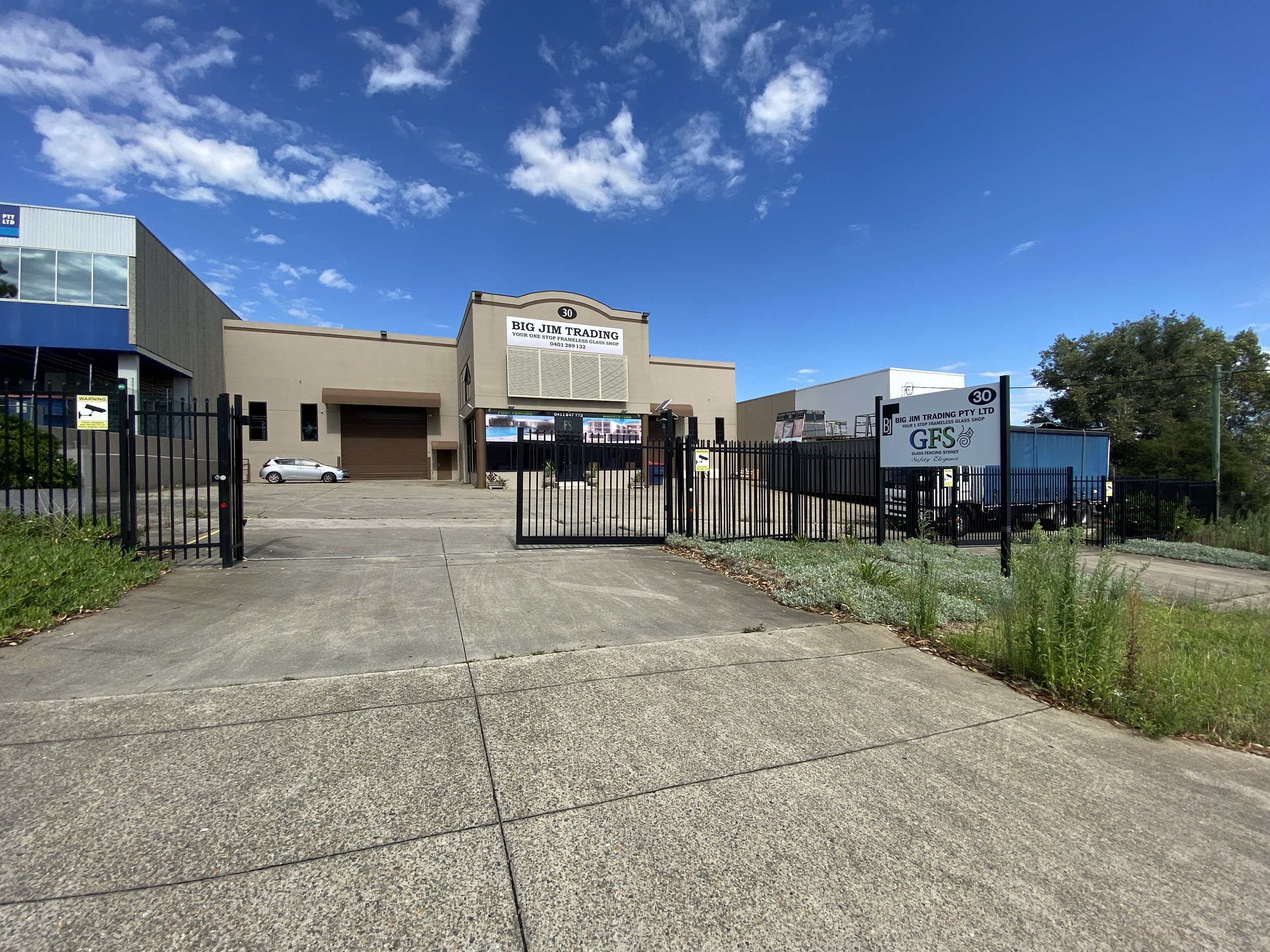 Industrial property for sale and lease in wetherill park 1
