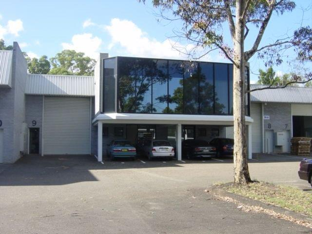 Industrial property for lease in castle hill 1